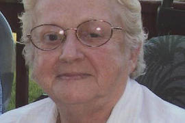 Betty Woodruff, 75