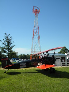 EAA Chapter 421 Brodhead Fly-in: Charter members honored
