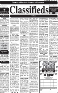 7/30/15 Classifieds