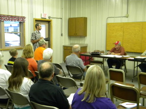 Town Board hears CAFO concerns