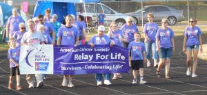 Relay for Life of Clinton Superheroes fight cancer