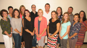 Clinton schools welcome new teachers