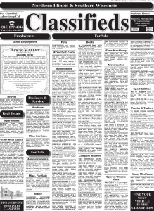 9/17/15 Clinton Classifieds