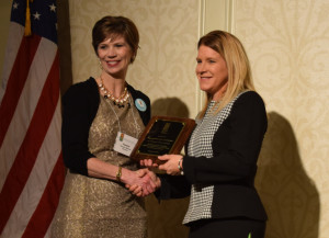 Rep. Loudenbeck receives Wisconsin Library Champion award