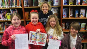 Clinton Library Foundation names winners of 'I Love My Library!' contest