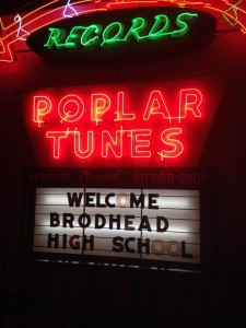 Tennessee extends a warm welcome to Brodhead%27s band members.