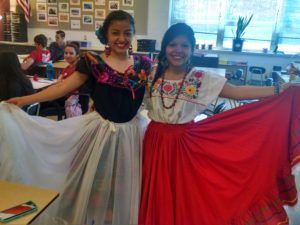 Brodhead High celebrates Cinco de Mayo through dance