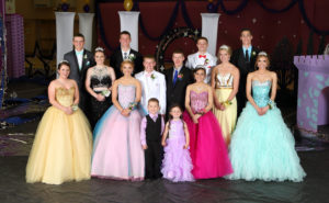 Brodhead prom an enchanted evening