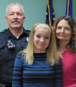 Clinton Police Force welcomes Officer Rick Sears
