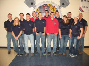 Clinton students participate in  SkillsUSA, Champions at Work competition