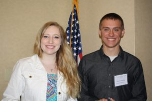 Two Brodhead students celebrated for giving
