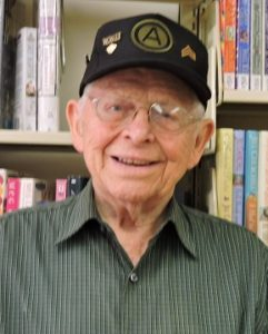 WWII Veteran Jim Thompson honored as parade marshal