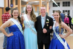 Clinton students compete for Rock County 4-H Fair Court