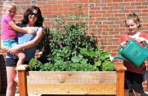 Edwards family will participate in Garden Walk, July 23