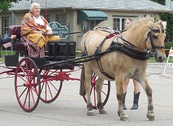 Committee welcomes entries, Annual Prairie Days Parade