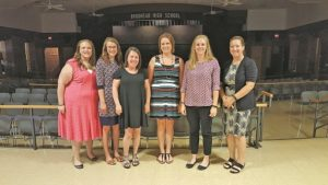 School District of Brodhead holds New Teacher Orientation