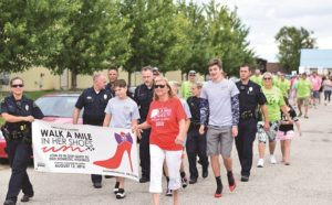 YWCA Rock County 10th annual 'Walk a Mile in Her Shoes' deemed a success