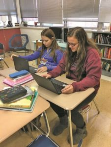 Brodhead High School receives new Chromebooks