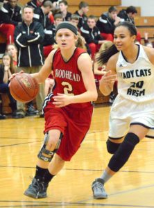 Lady Cardinals lose to Lady Cats after 29 turnovers