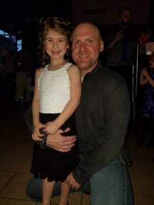 Fairytales do come true: Officer makes it to daddy/daughter dance