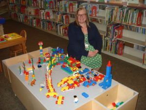 Library director celebrates first-year anniversary