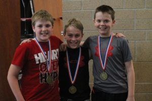 Youth wrestlers heading to state tournament