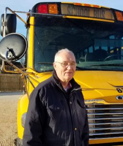 School bus driver to retire after 40 years