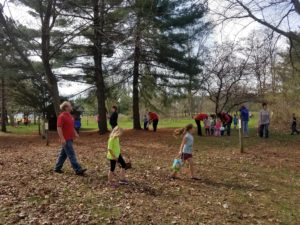 Jaycees host Easter Eggstravaganza