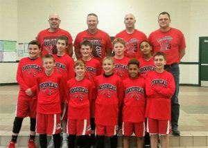 Fifth-grade boys take fifth place at WSICT