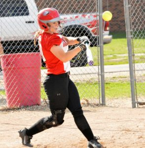Lady Cardinals lose to Edgerton