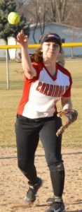 Lady Cards lose to Crusaders