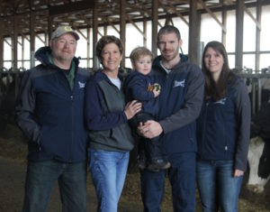Brandl family to host Rock County Dairy Breakfast, June 10