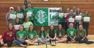 Leo Club reflects on year of service