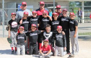 10u Cardinals Leave Platteville with another tournament trophy