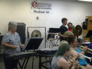 Community Band fits the bill as collection of  varied players