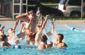 Youth Ball Pool Party