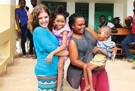 Brodhead native co-founds One Gift, One Child in Haiti