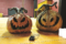 ERICA GOKEY PHOTO The Independent-Register R.I.P. Productions makes a lot of their props by hand. Ann-Margaret Naber, President of R.I.P. Productions, made these pumpkins by hand using papier-mache and sealant. The whole process takes about a week.