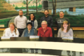 JEREMY GOKEY PHOTO Independent-Register Brodhead Common Council members for 2019-2020 are, front row from left, Erin Menzel, Deb Fox, Mayor Doug Pinnow, City Clerk Teresa Withee; back row from left, Paul Huffman, Ann Anderson, Allen Bruce and Troy Nyman.