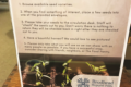 DAN MOELLER Independent-Register With the coming of April, the Brodhead library is thinking about spring, including having a free seed library.