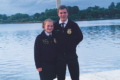 COURTESY PHOTO  Cody Baxter and Skylar Stanley of the Brodhead FFA Chapter attended the Washington Leadership Conference the third week of June.