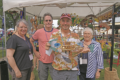 "COURTESY PHOTO Independent Register The award for ""Best of Show"" went to 3-D Mixed Media artist Mark Lajiness of Janesville, WI."
