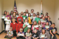 COURTESY PHOTO The Independent Register 4-H Awards Ceremony Green County 4-H held its annual Awards & Recog-nition Ceremony on Nov. 9, honoring dozens of young people and adults of the 4-H program.