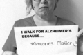 SUBMITTED PHOTO Independent Register 	Ronda Toepfer is the honorary chair of this year's Green County Alzheimer's Walk. Walkers may choose their own routes and places to walk and raise money for the Alzheimer's & Dementia Alliance of Wisconsin.